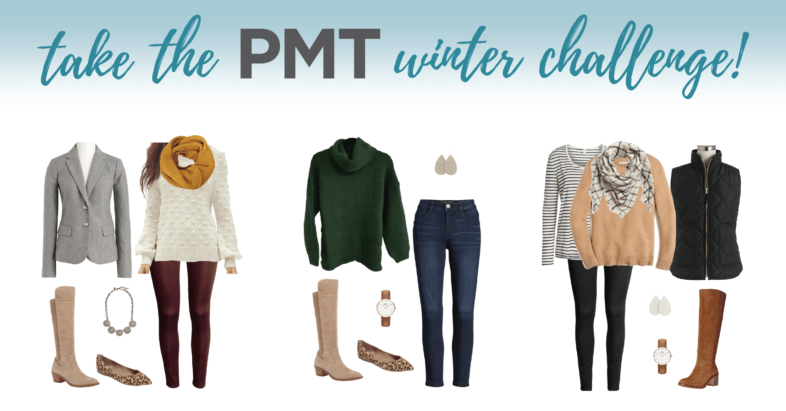 Join the Winter Outfit Challenge