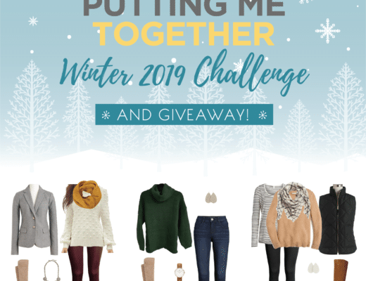 PMT Winter Challenge Giveaway