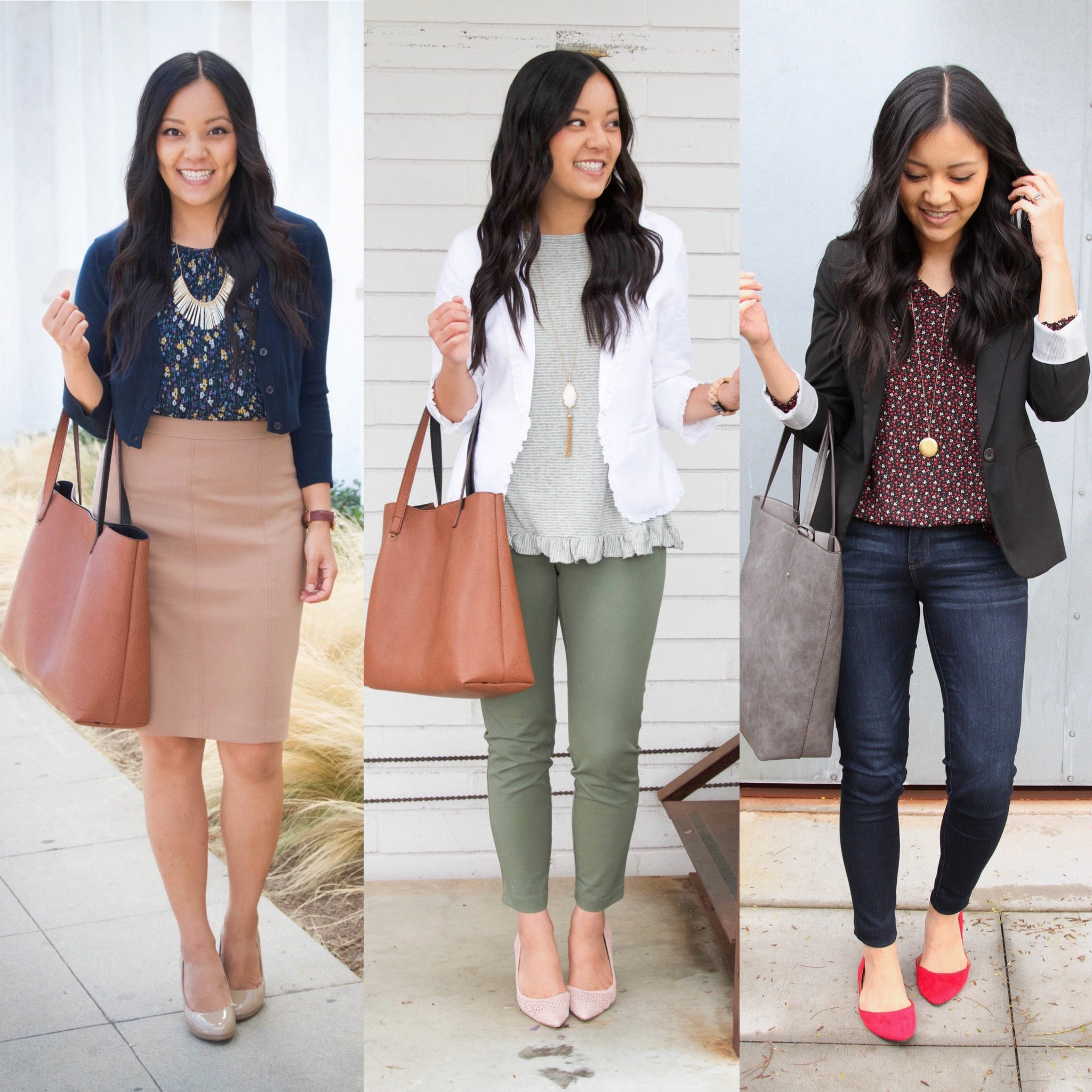 c7b42d58948f What Is Business Casual Style + Easy Business Casual Outfit Formula