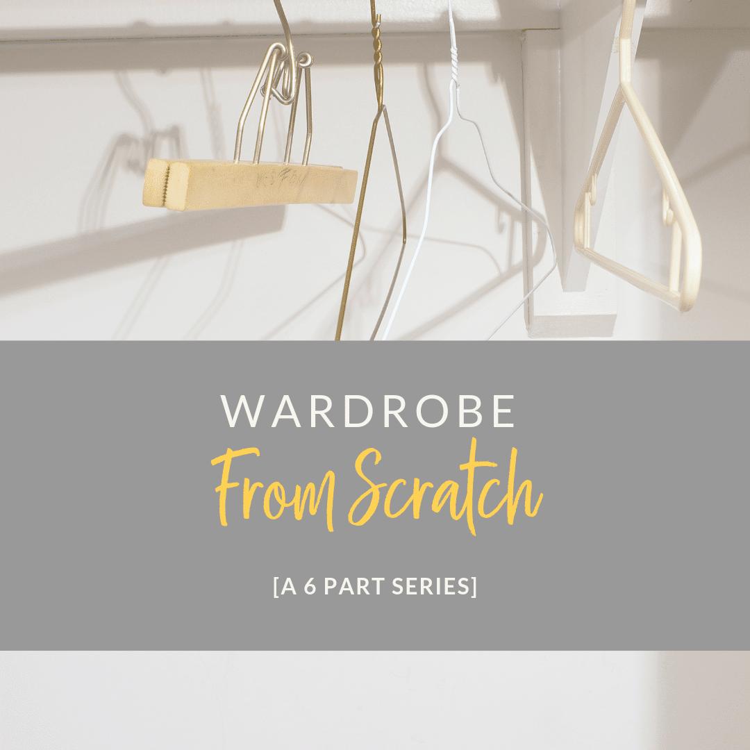 Build a Wardrobe Page