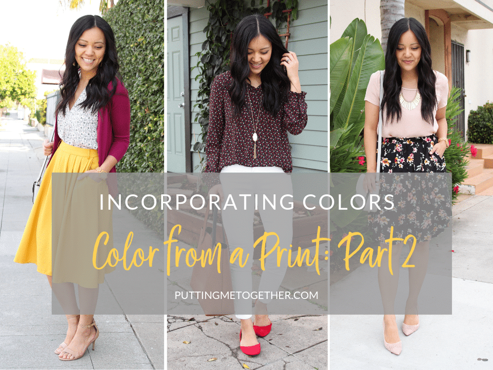 Pulling color from a print: Color 101