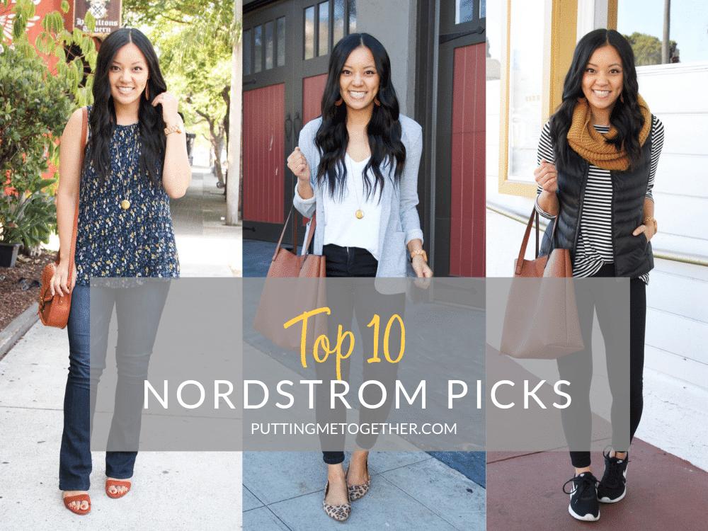 Nordstrom Bonus Points Recommendations