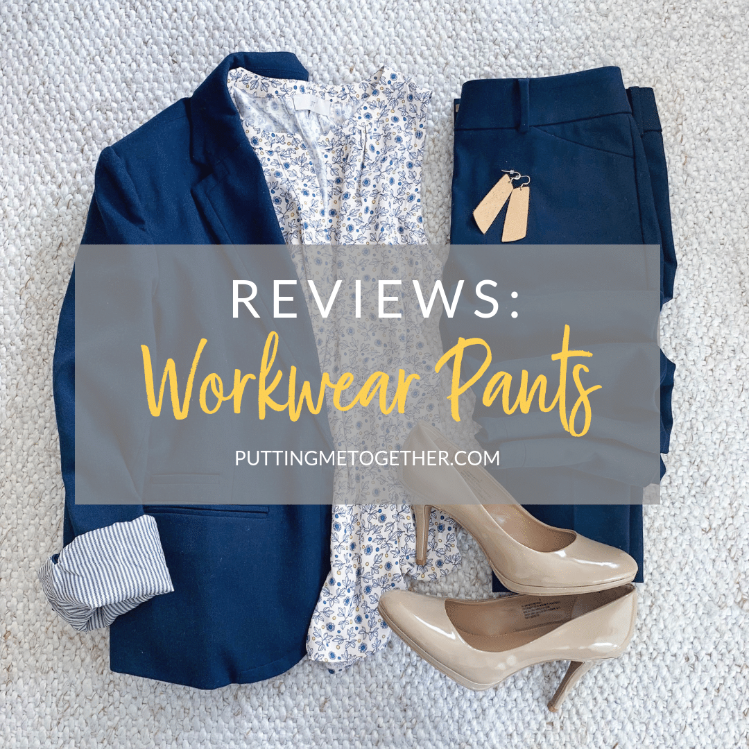Business Casual REVIEWS: Workwear Pants
