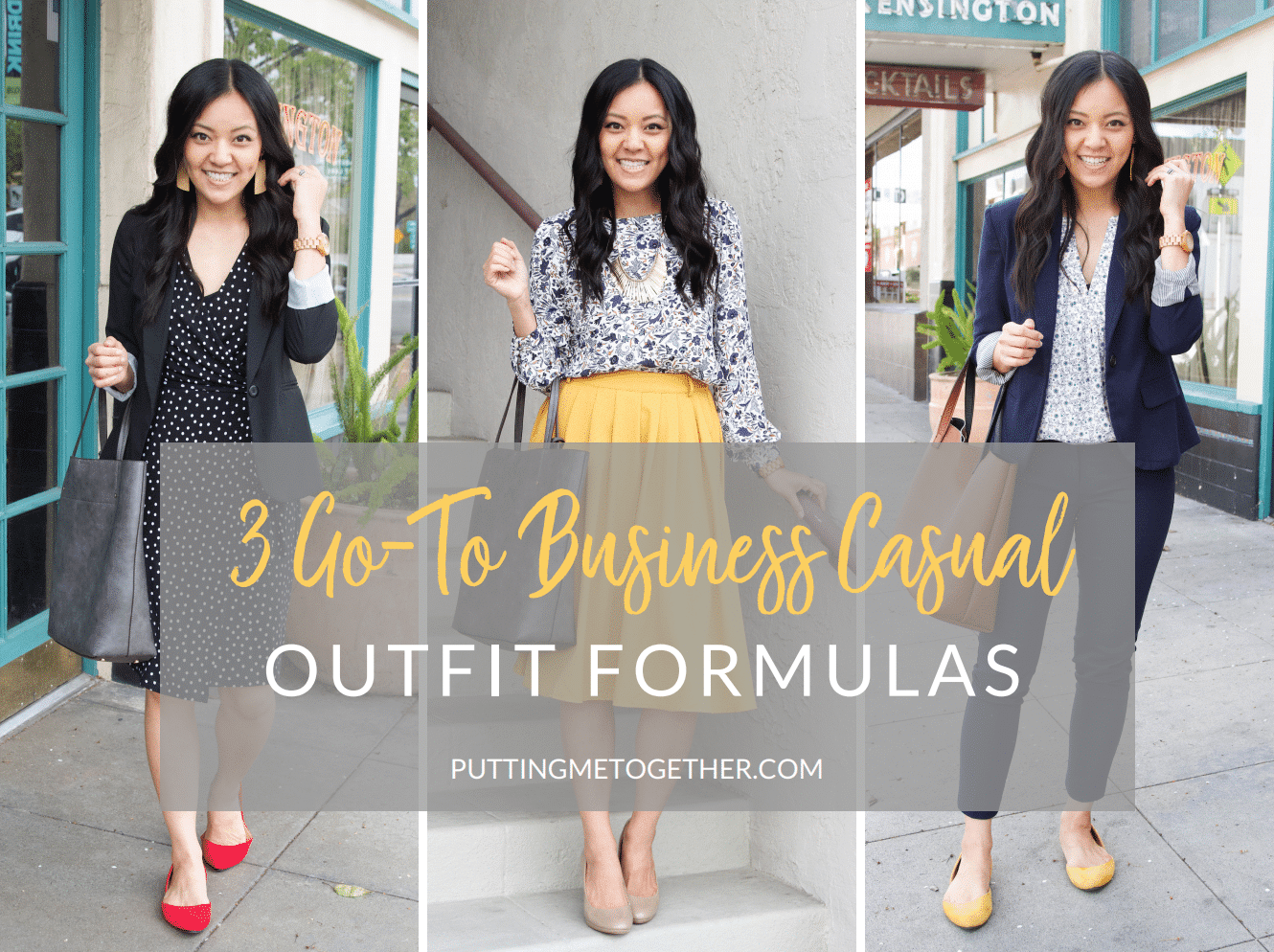3c1e44141e0 Three Go-To Business Casual Outfit Formulas for Everyday Workwear