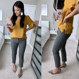 Target + Grey Pants