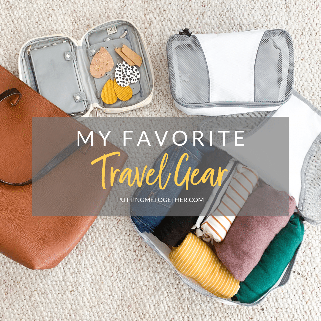 My Favorite Travel Gear