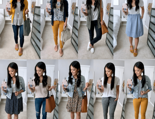 Cute Casual Spring Outfits of the Day
