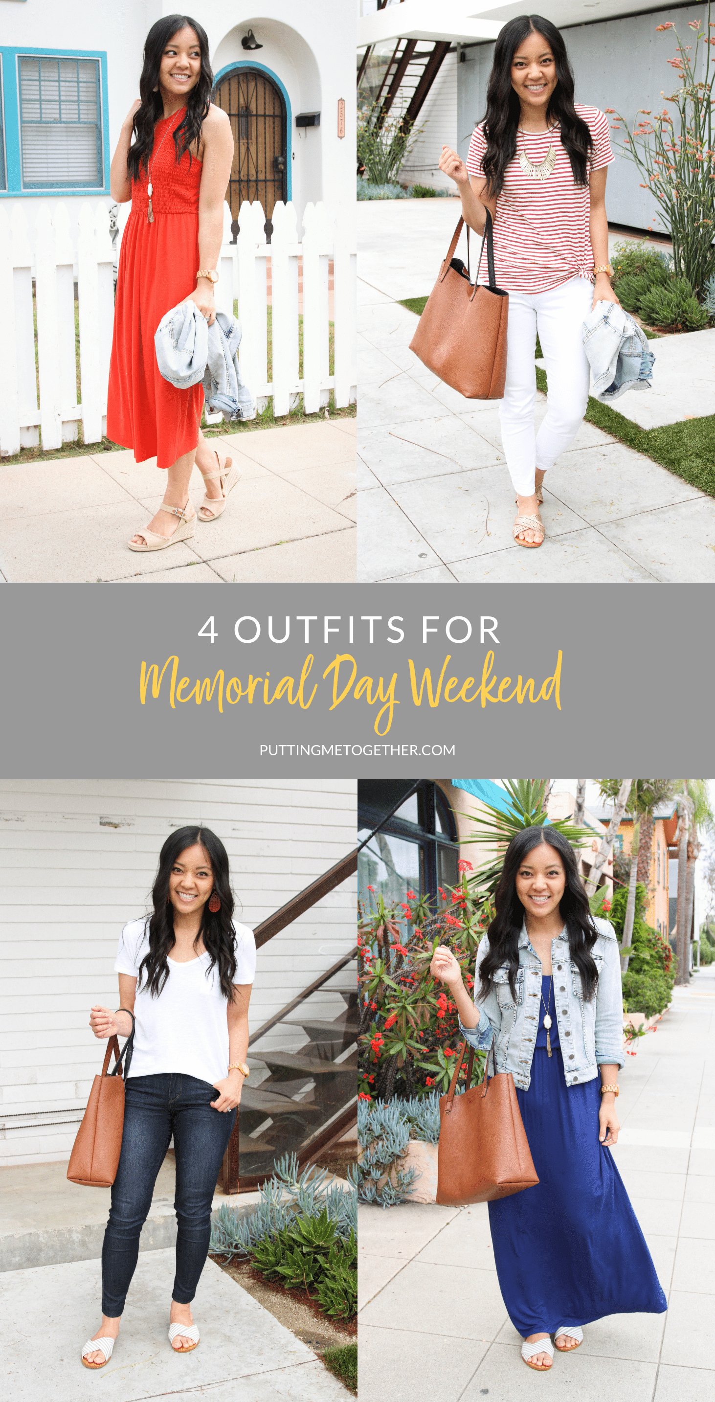 9e162f0beb7b Four Outfits for Memorial Day Weekend You Can Wear Through Summer
