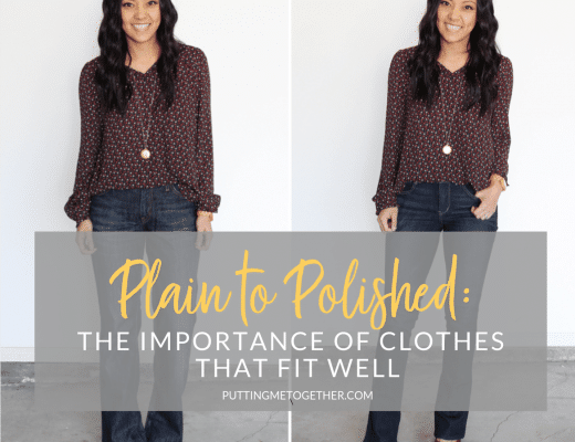 Plain to Polished: The Importance of Clothes That Fit Well