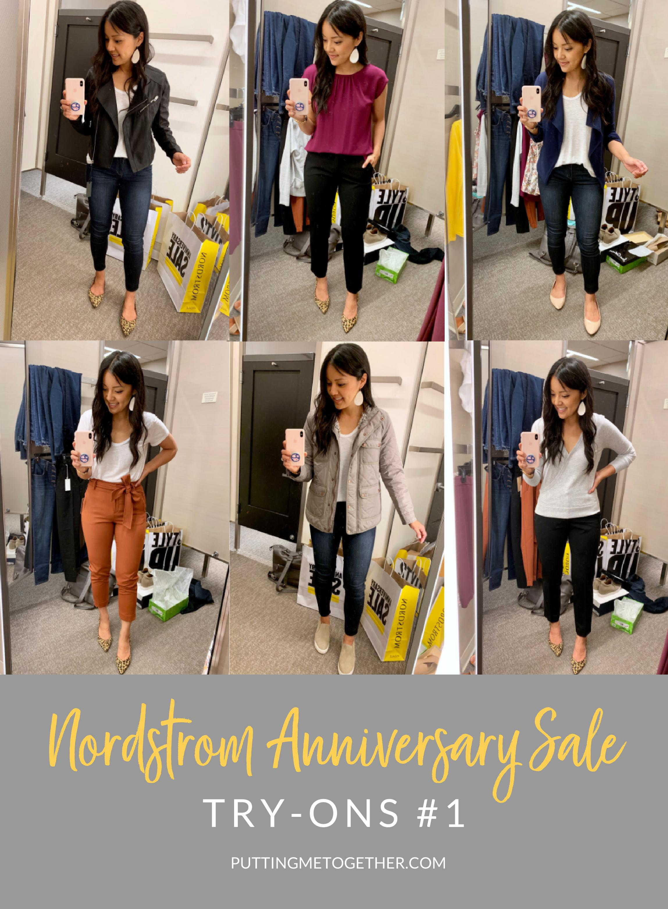 db361c955 Nordstrom Anniversary Sale Reviews of Fall Staples + Workwear + More