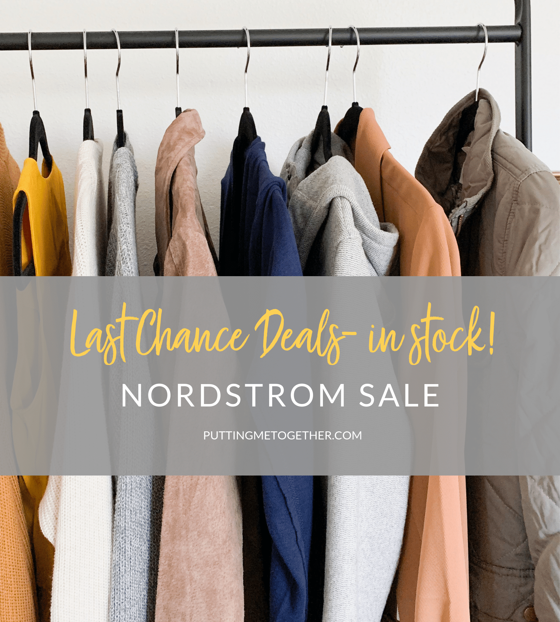 Last Chance Nordstrom Sale Deals In stock