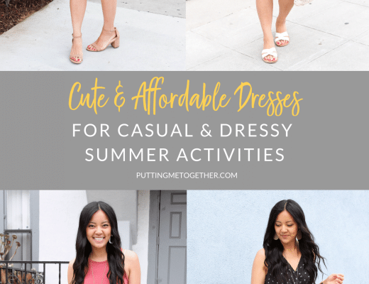 Cute, Affordable Dresses for Summer - Casual and Dressy Casual