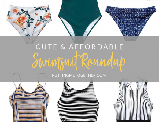 Cute Affordable Swimsuits for Summer