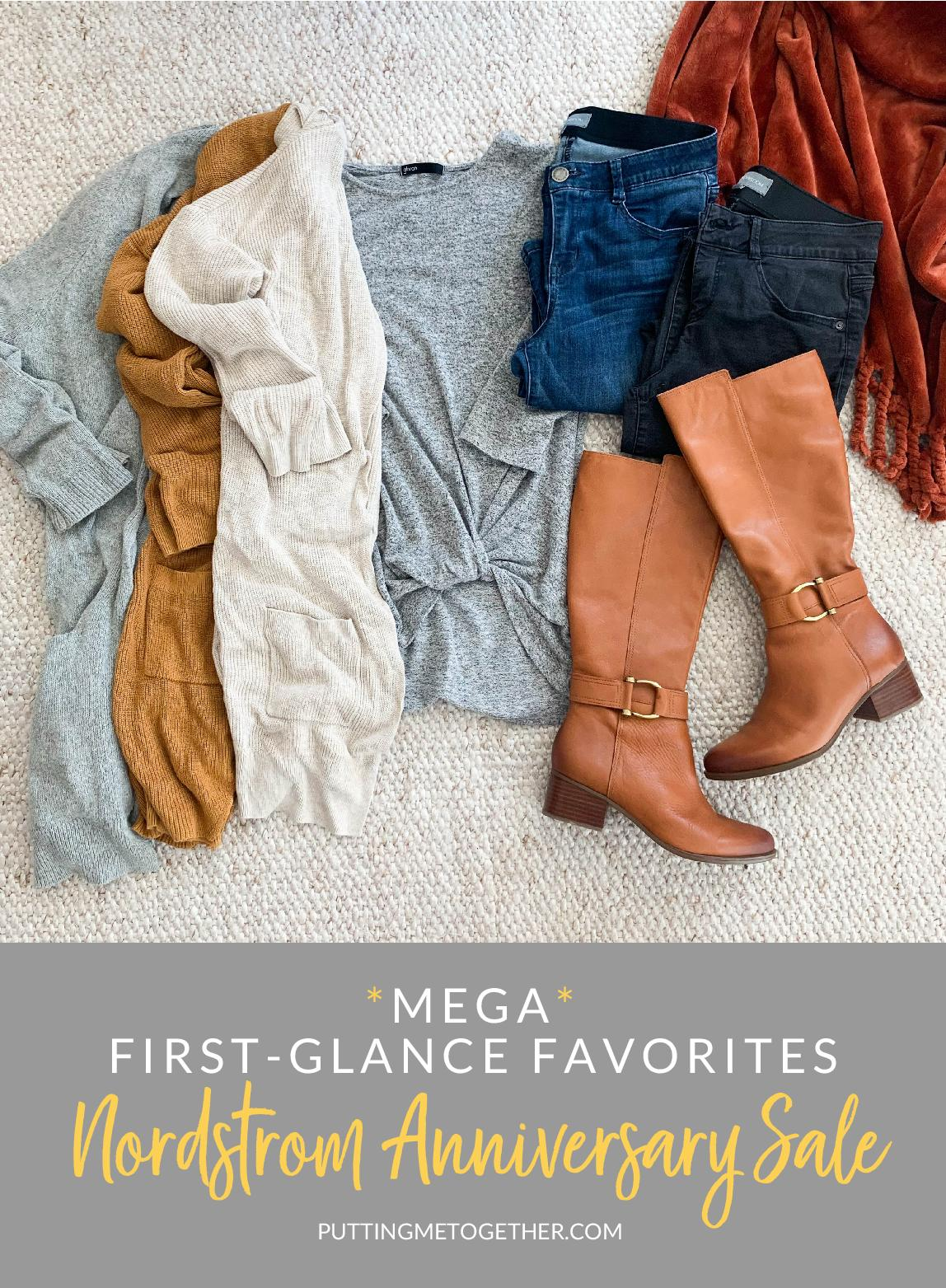 db3240ace First Glance Favorites - Nordstrom Anniversary Sale Fall Staples