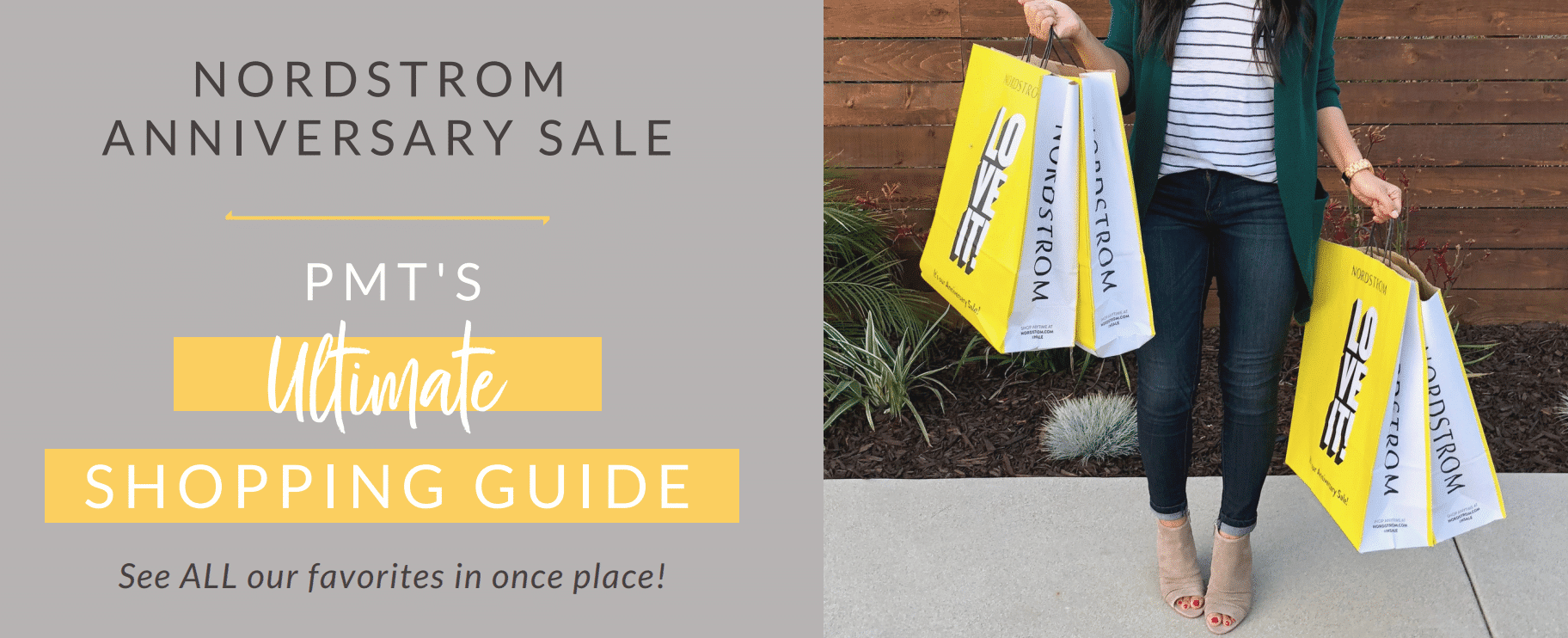PMT's Nordstrom Anniversary Sale Ultimate Shopping Guide