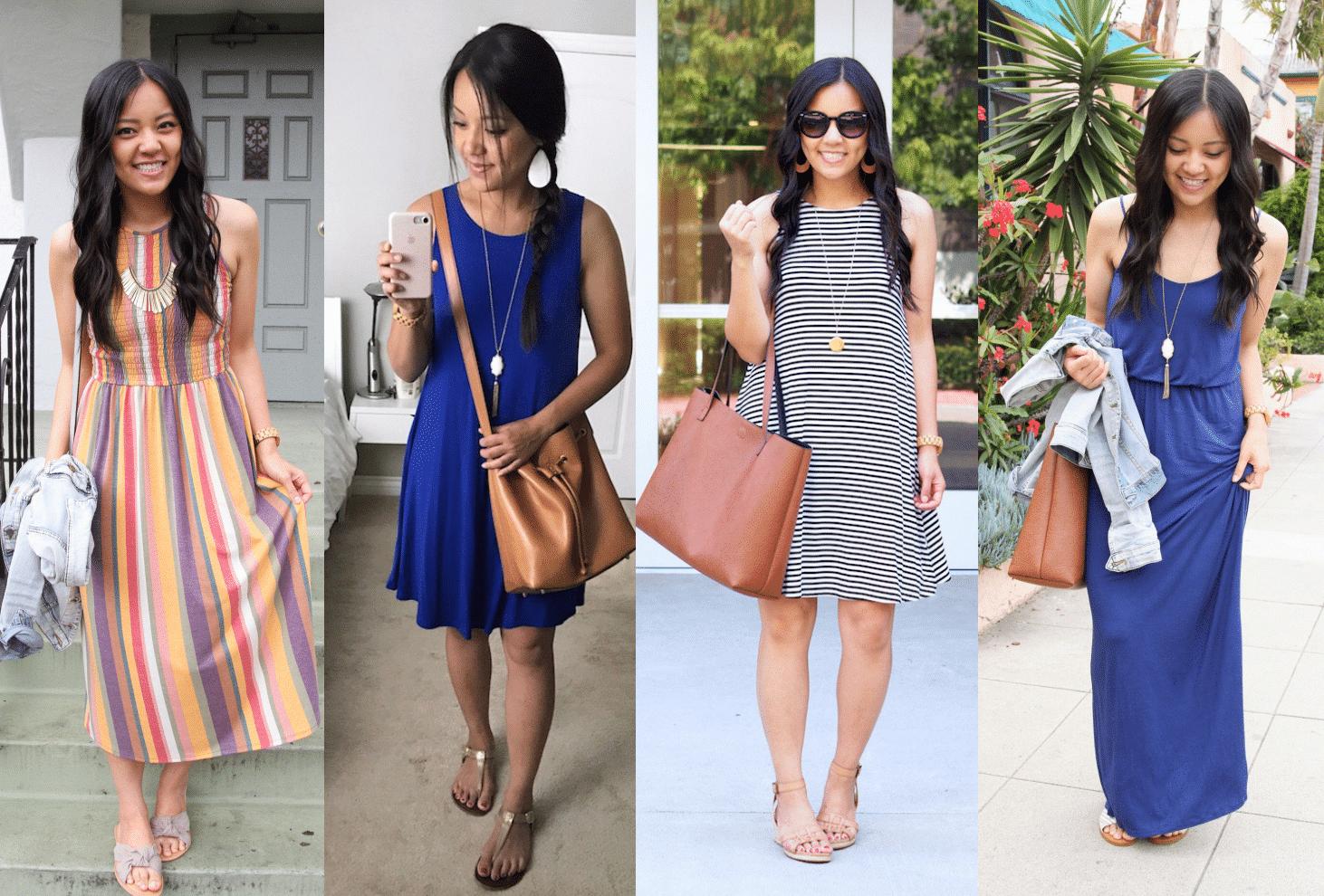 Comfy Jersey Dresses
