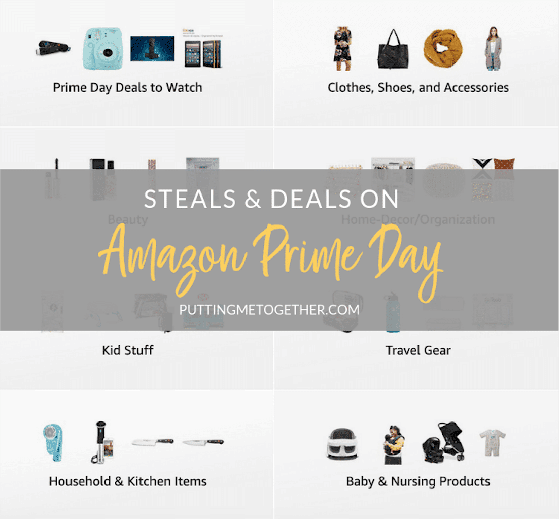 Amazon Prime Day steals