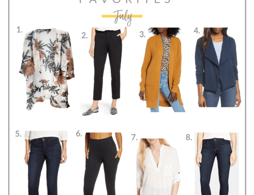 PMT Favorite Clothes July