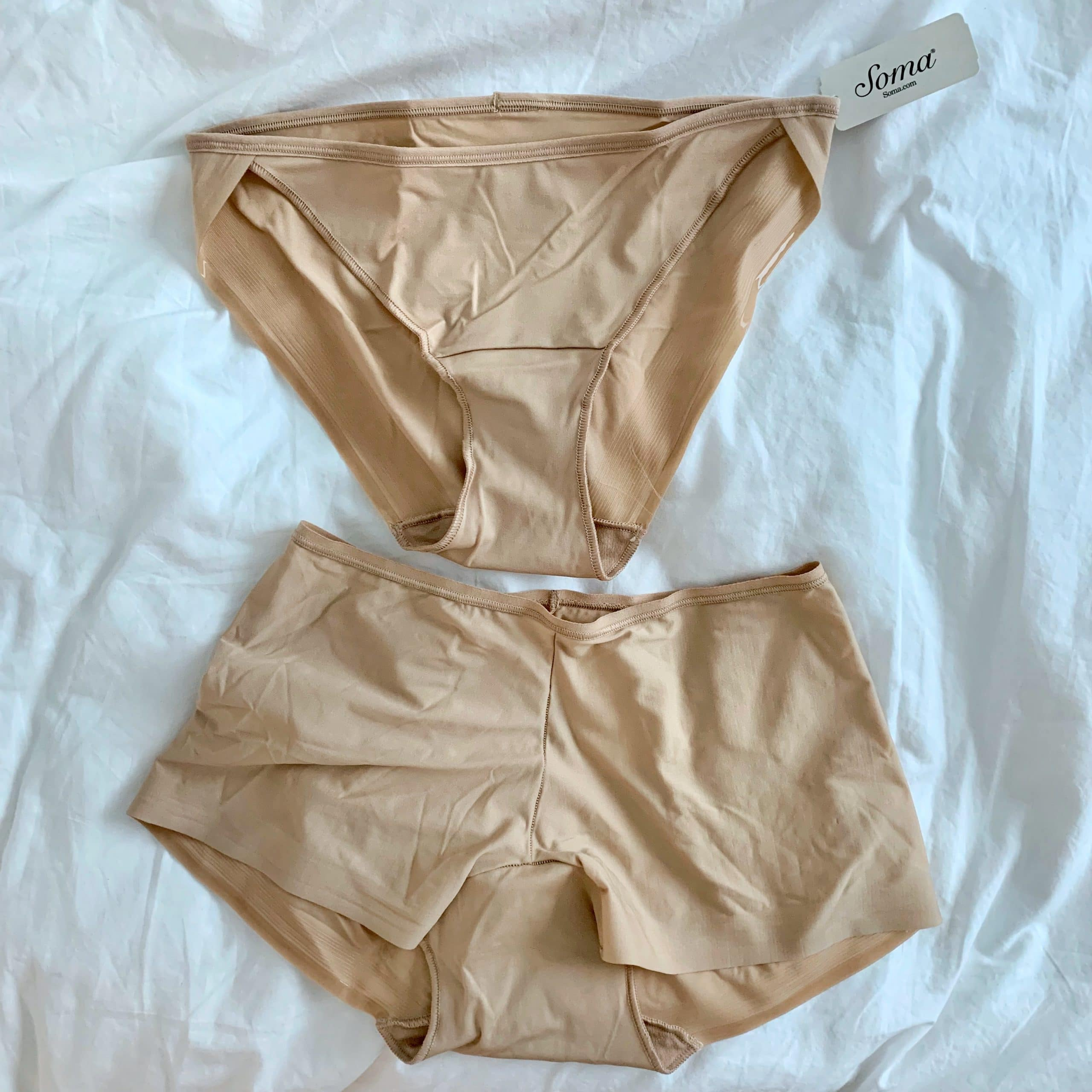 review of soma underwear