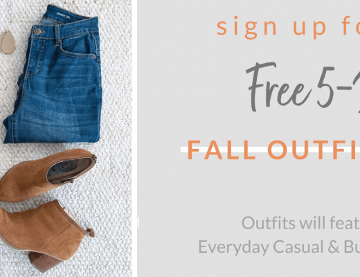 Free 5-Day Outfit Guide Download