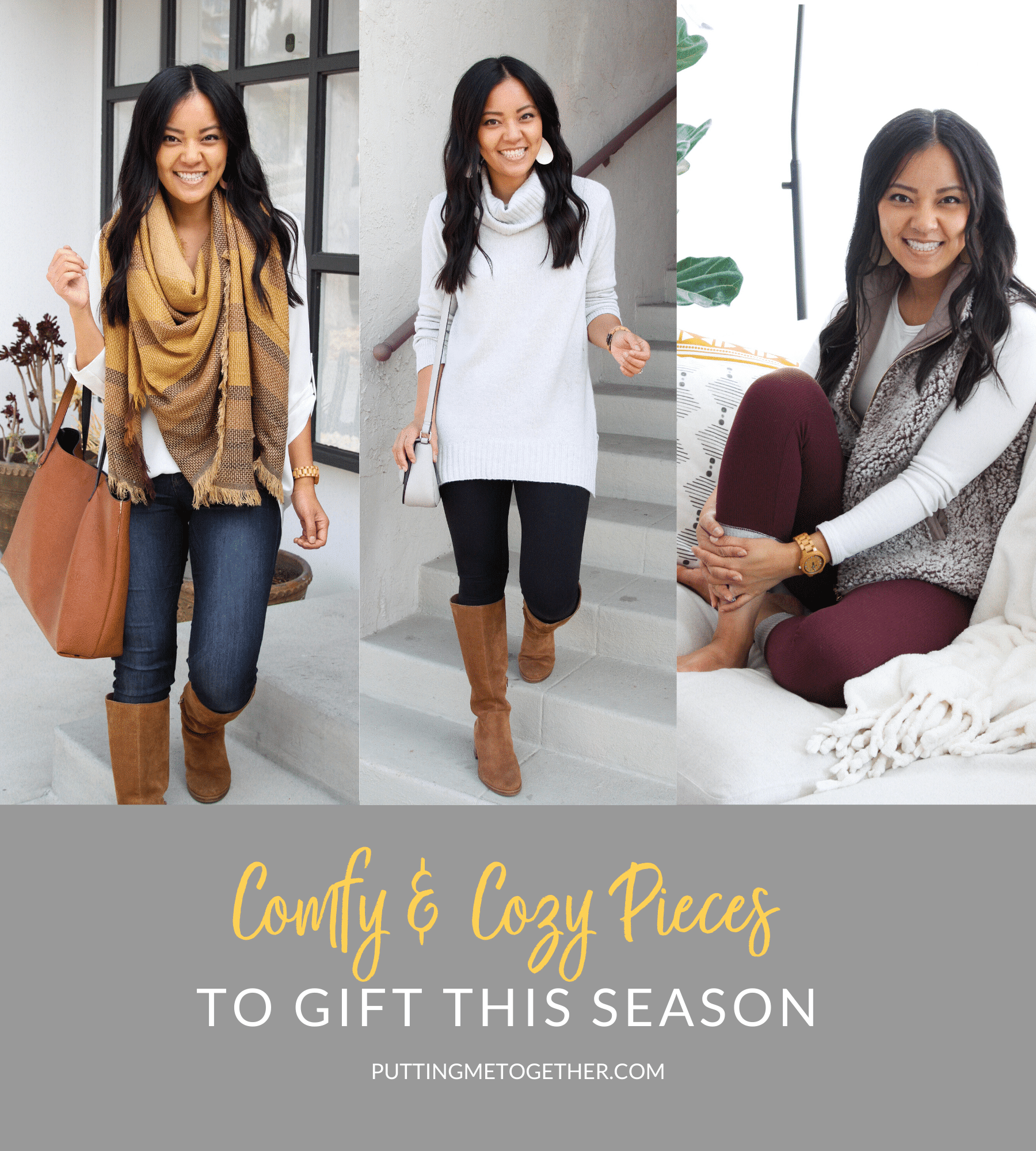 Comfy and Cozy Pieces to Gift This Season