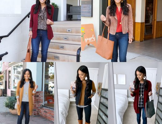 Cyber Monday Layering Pieces Favorites