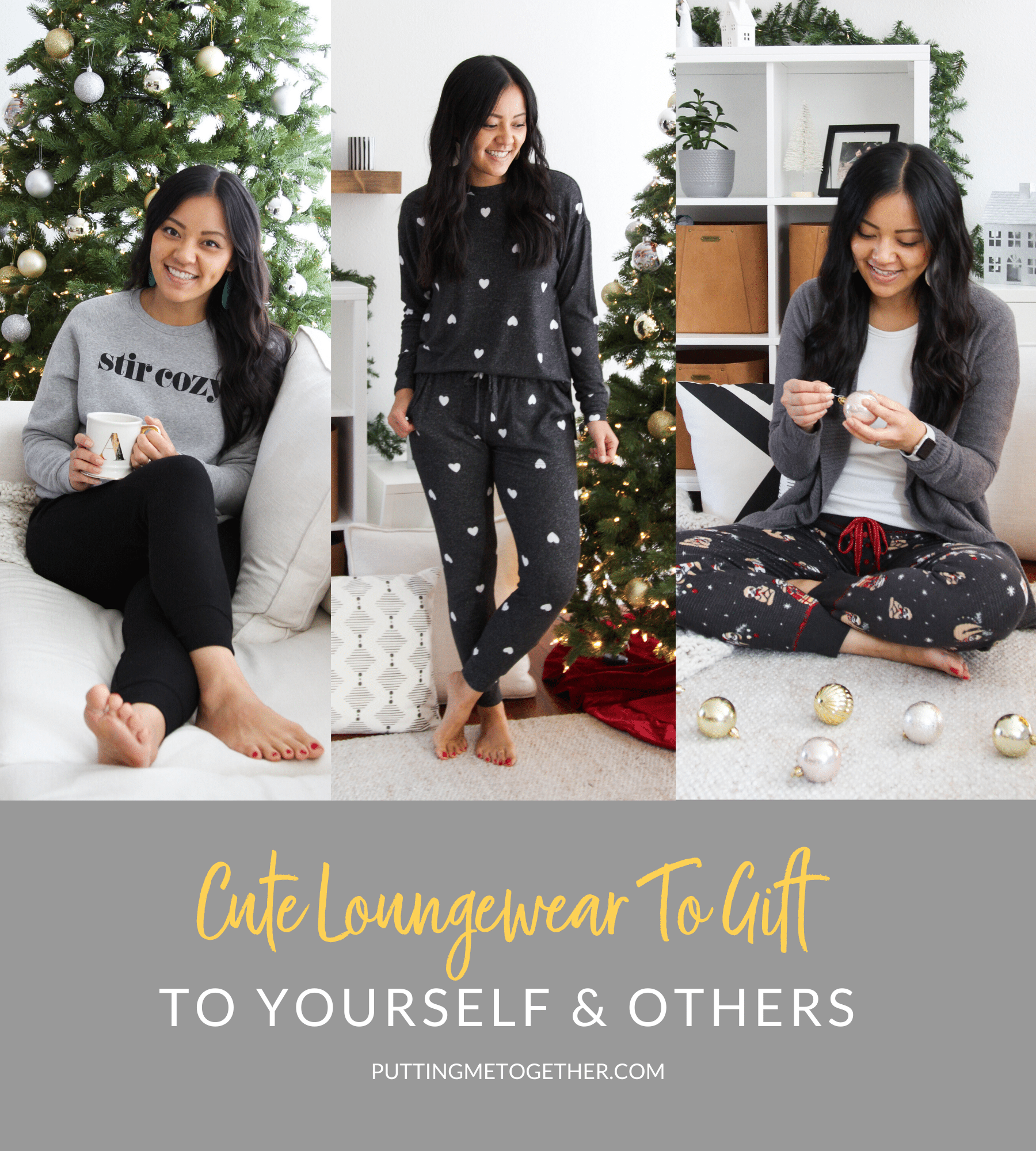 Cute Loungewear to Gift to Yourself and Others