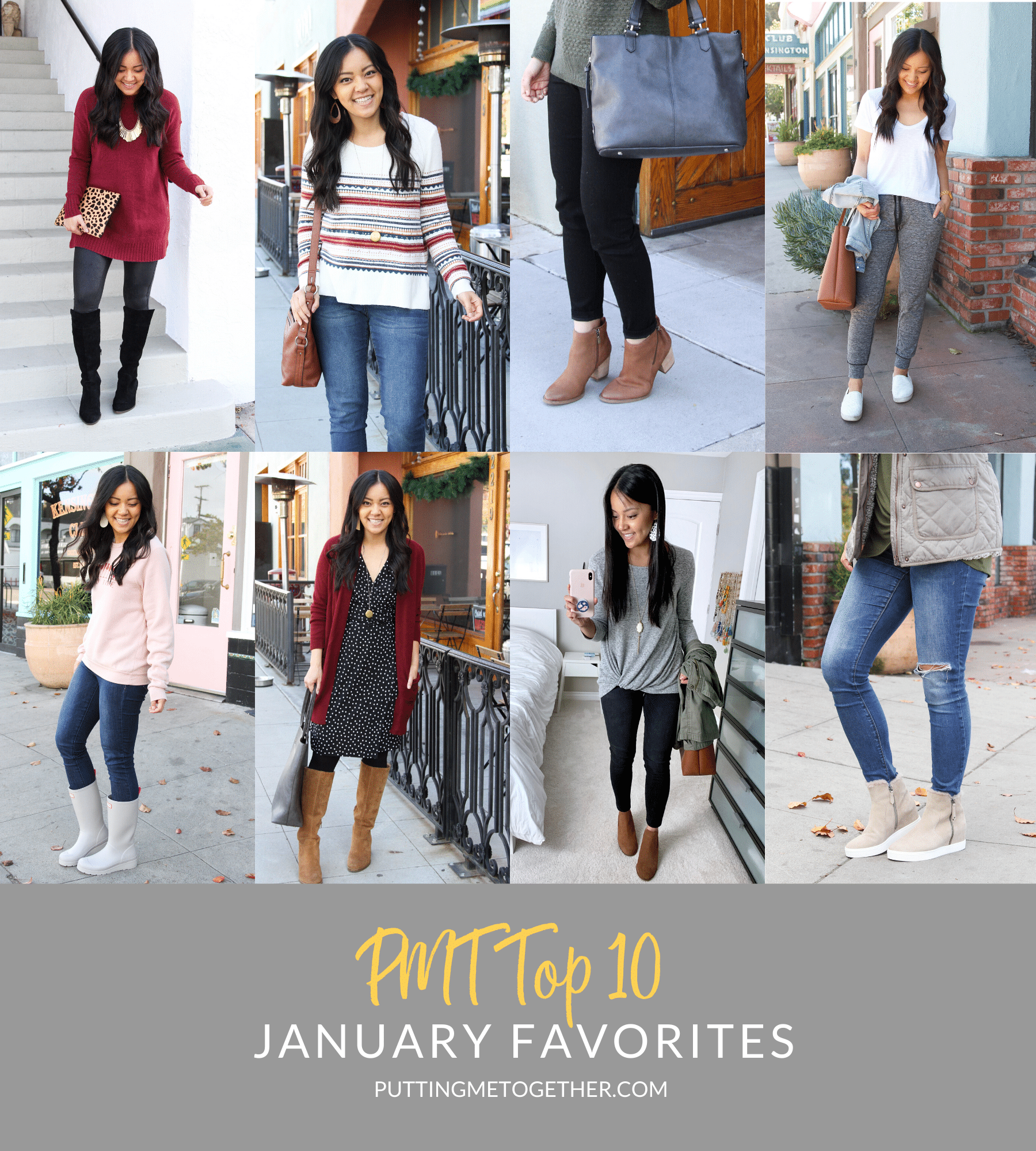 Top January Favorites and Best Sellers