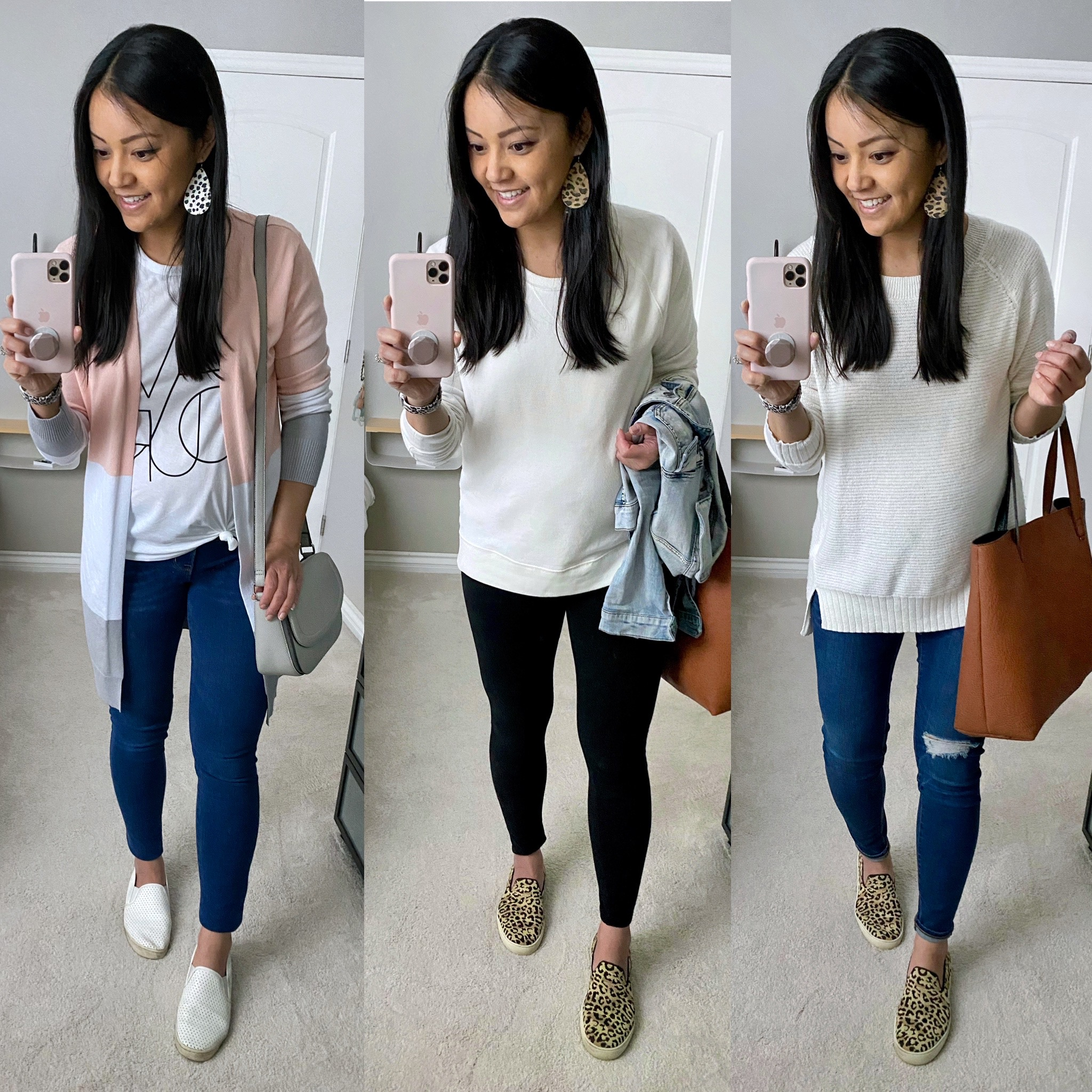 Comfy Casual Spring Outfit Ideas