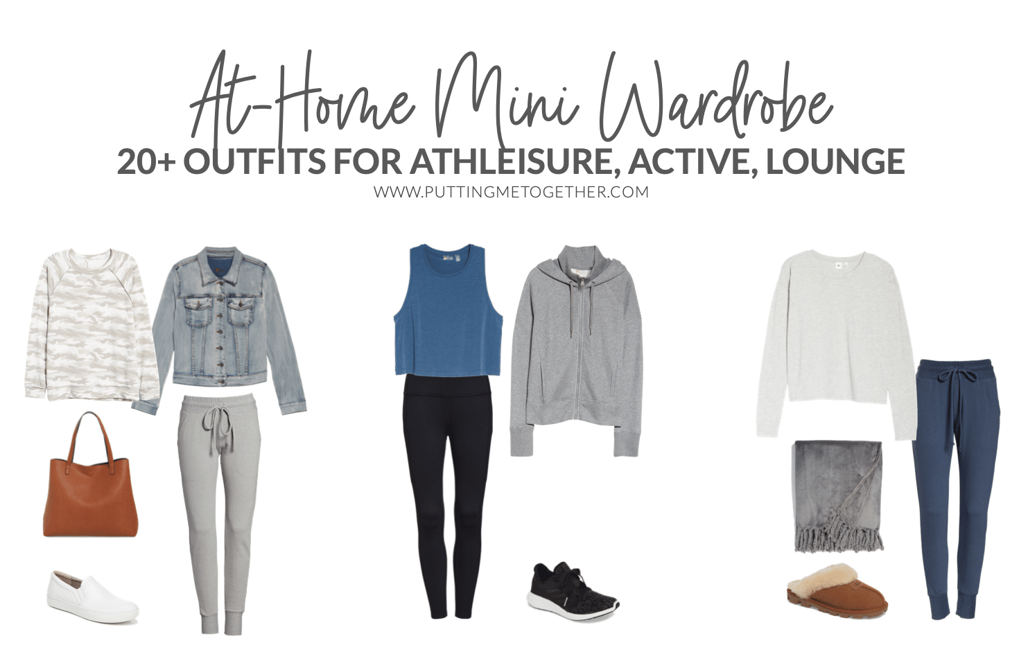 20 Outfits for Being Comfy At Home