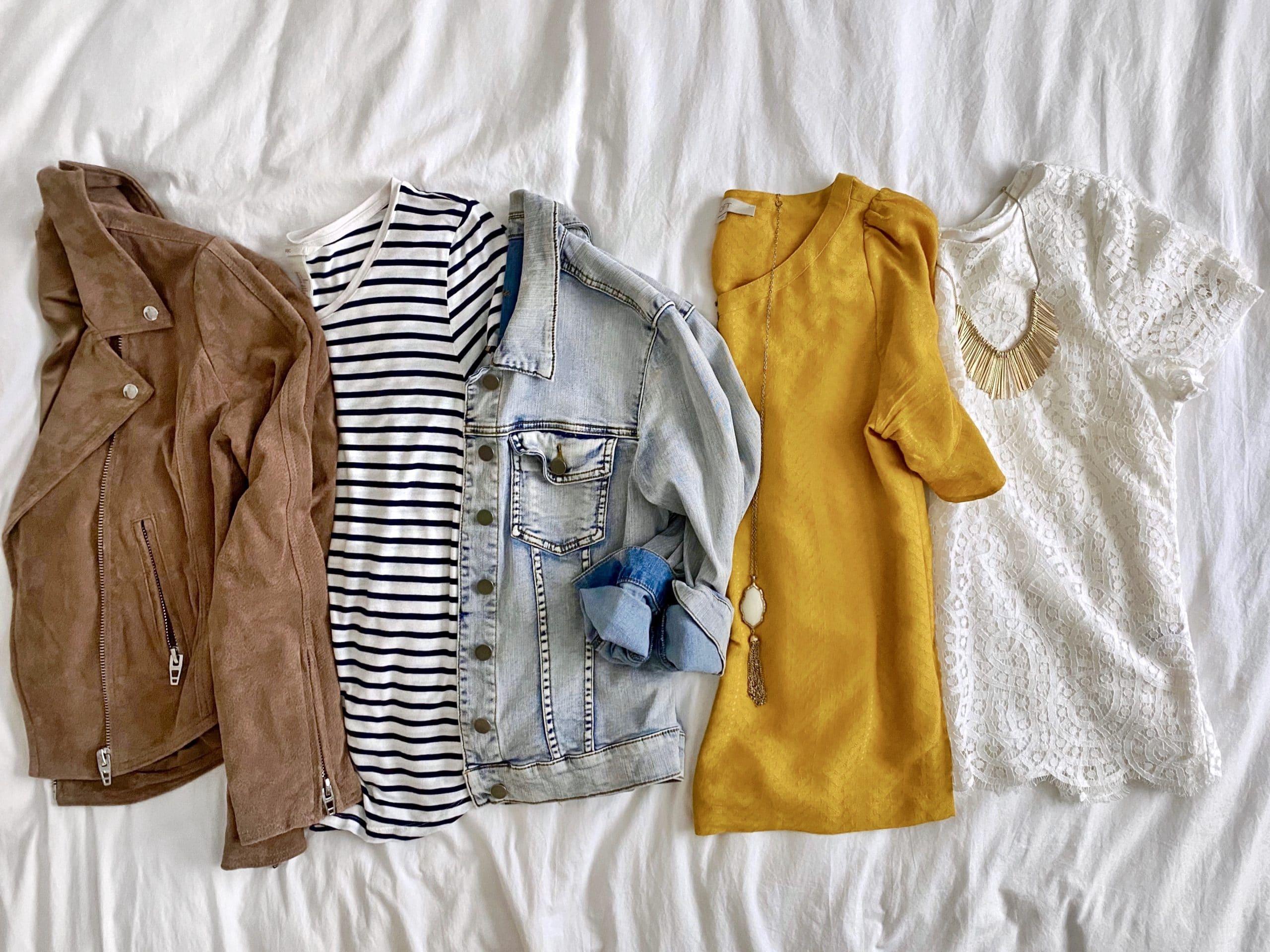 spring closet classics
