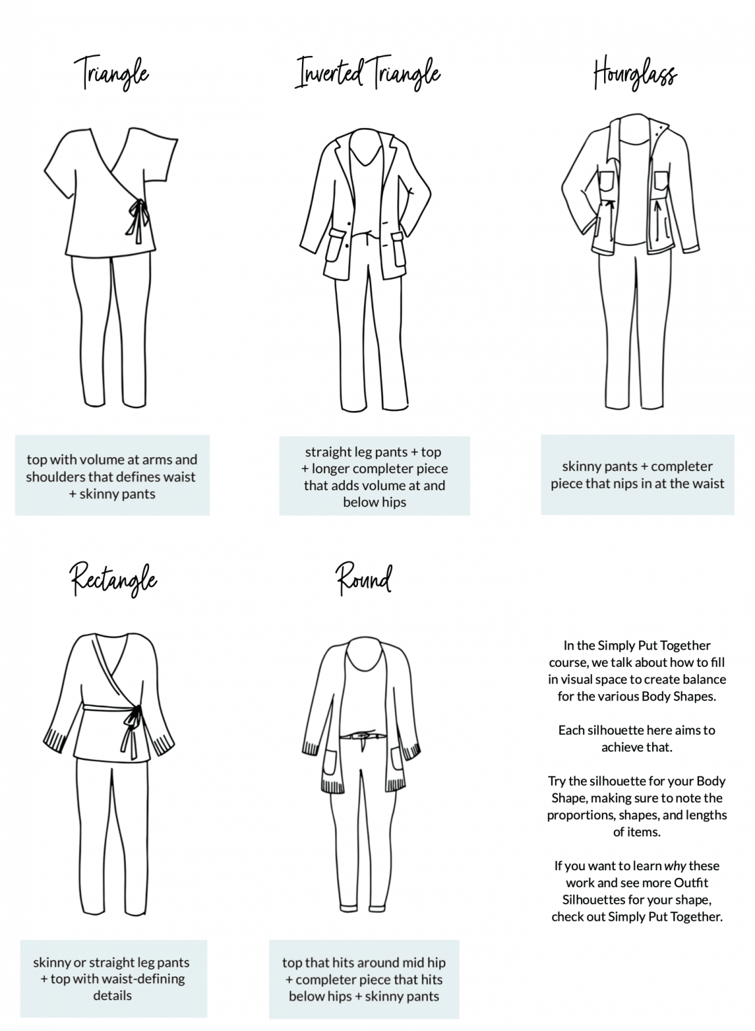 Outfits That Flatter Your Figure Examples