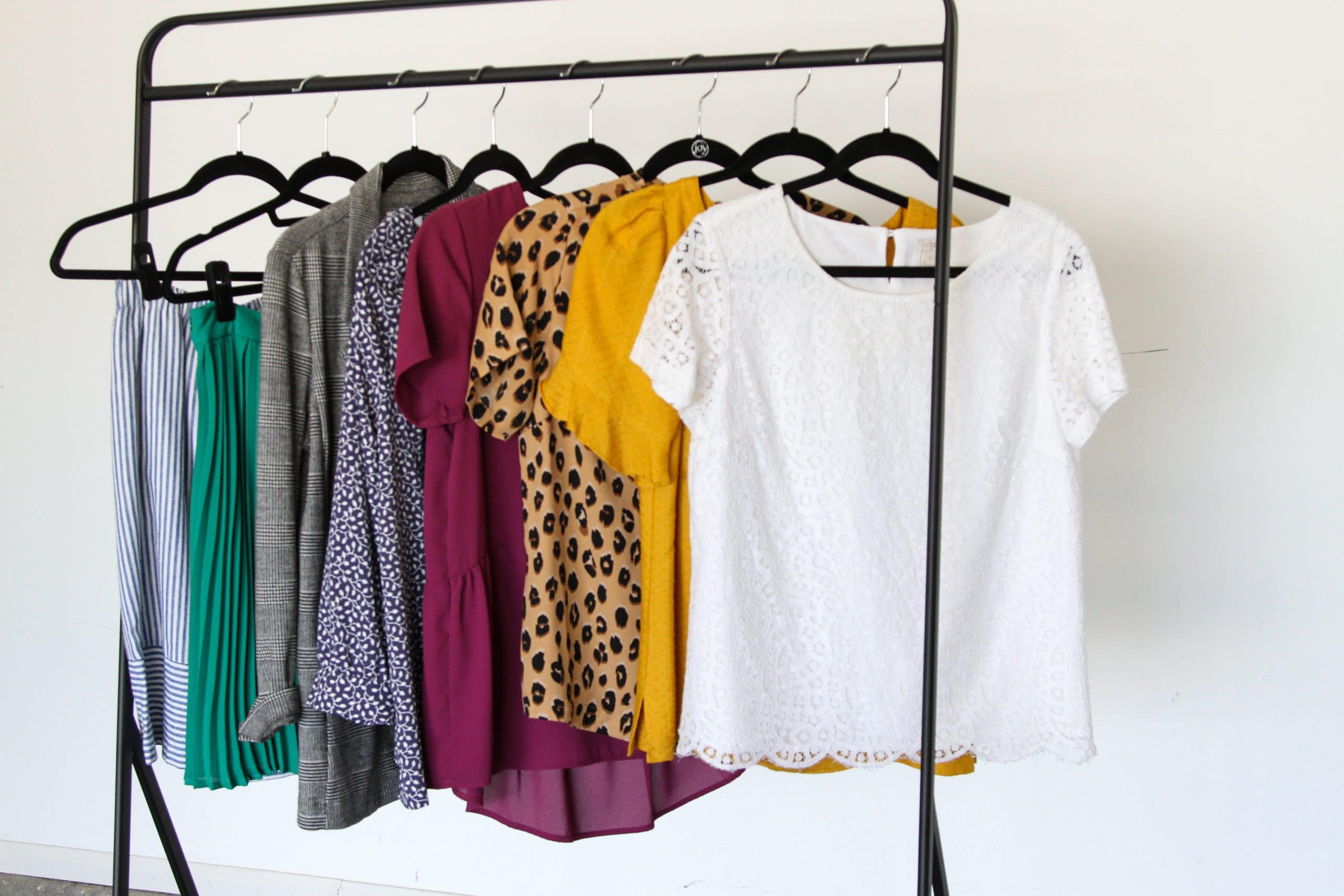 5 Reasons You Might Have a Closet Full of Clothes but Nothing to Wear