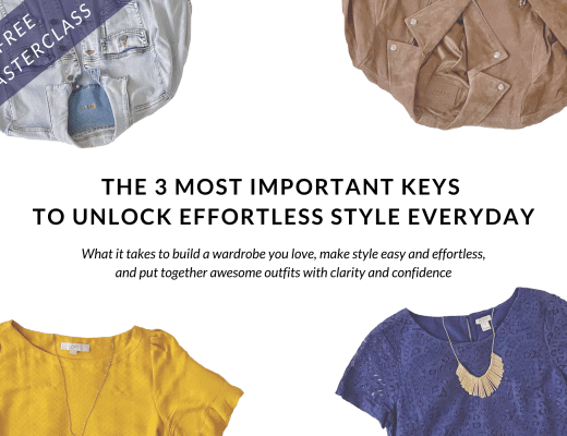 How to Have Effortless Style Everyday