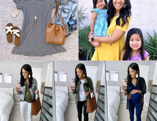 Spring Outfits and Affordable Clothes Under $30