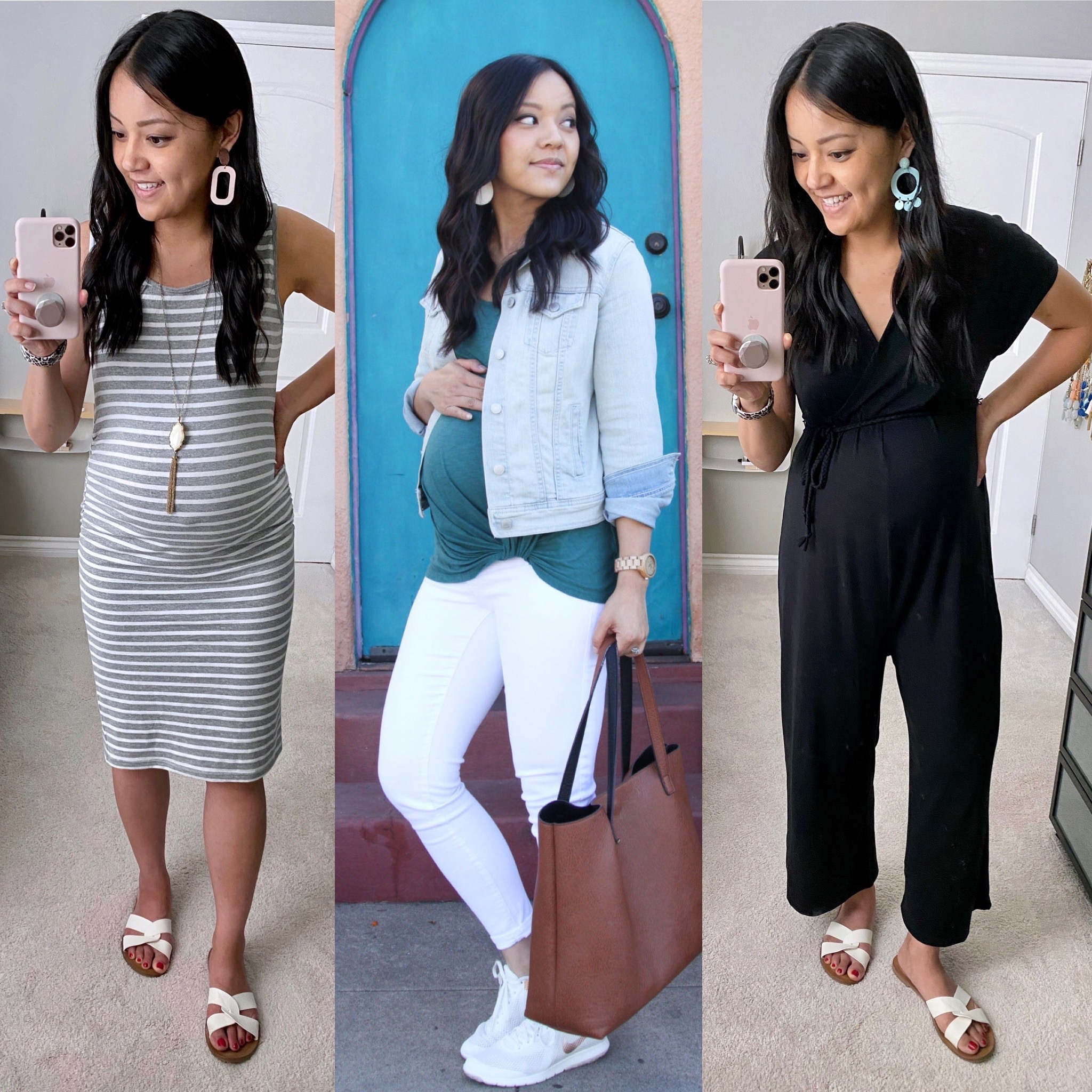 Maternity Style: How to Create a Maternity Wardrobe