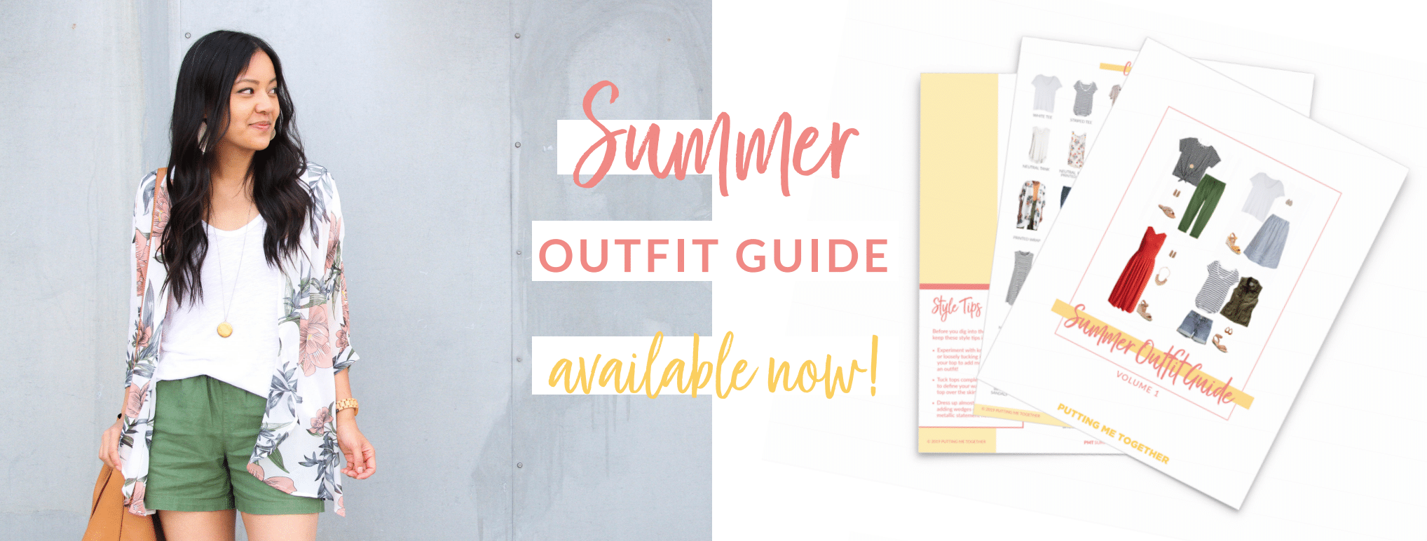 Summer Outfit Guide for Cute Summer Outfits