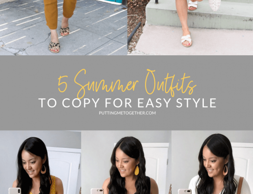 5 Summer Outfits to Copy This Season