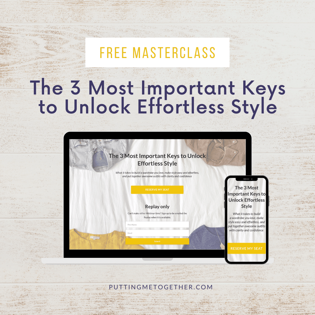 3 Most Important Keys to Unlock Effortless Style Reminder