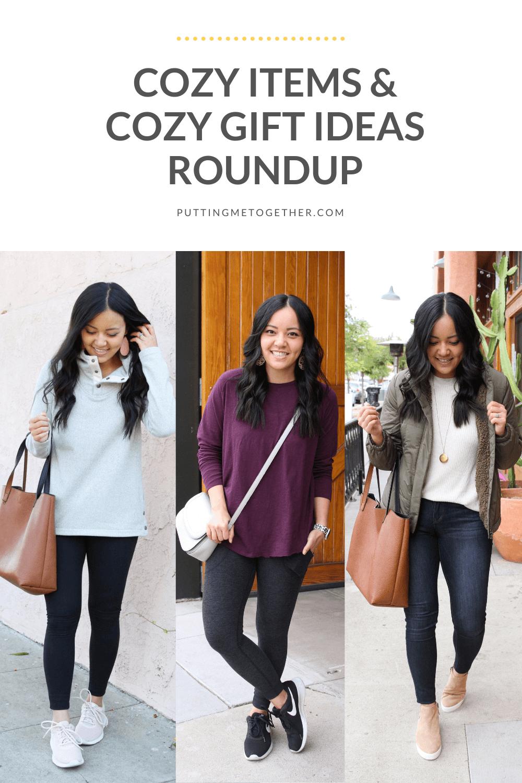 Cozy Items & Cozy Gift Ideas Roundup
