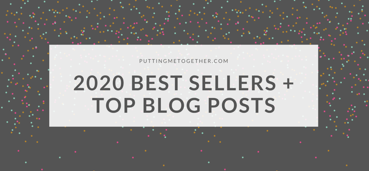 Best Sellers of 2020 and Top Blog Posts