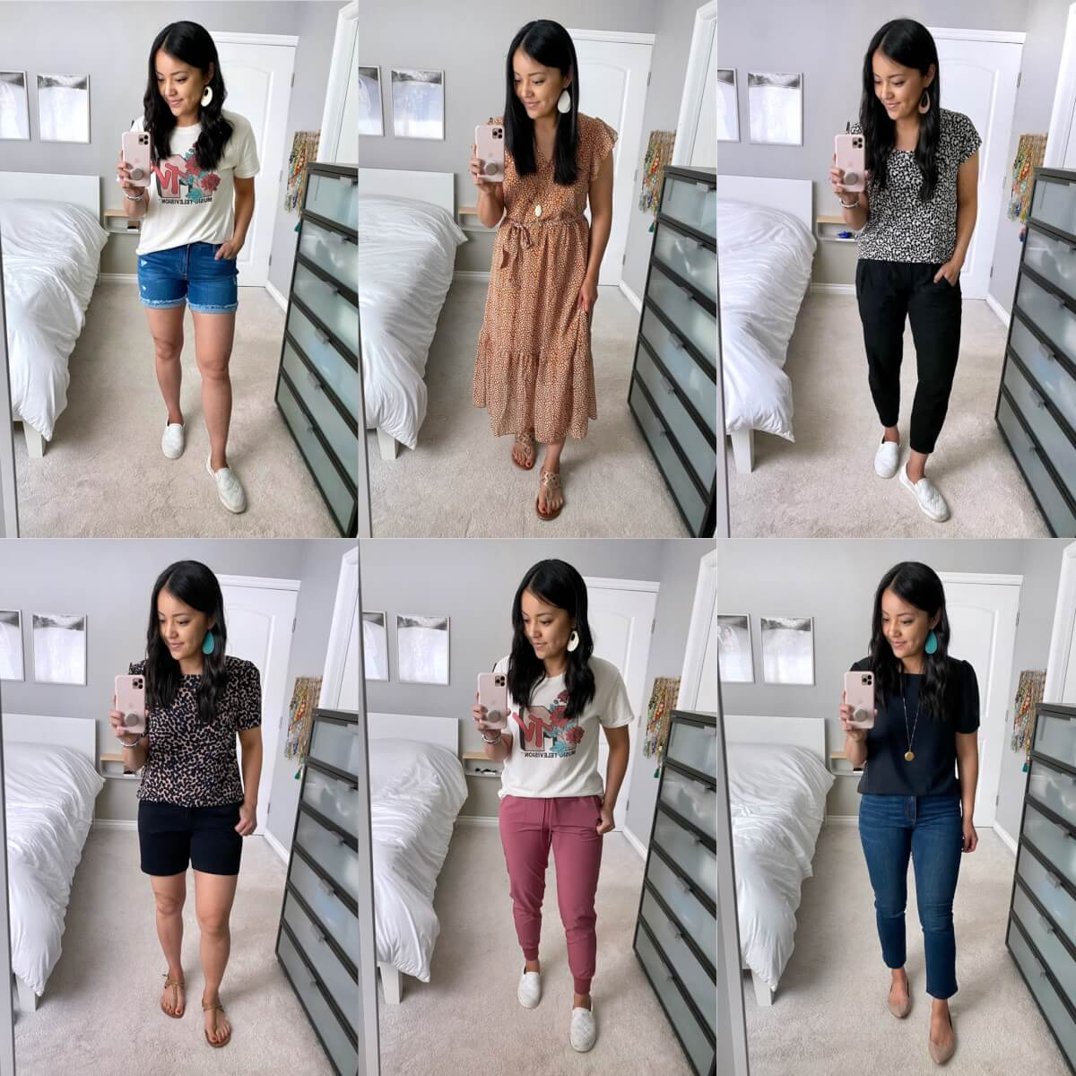Reviews of Spring and Summer Items