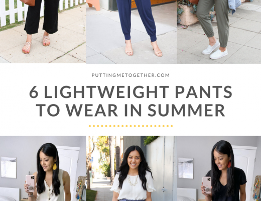 6 Lightweight Pants to Wear in the Summer