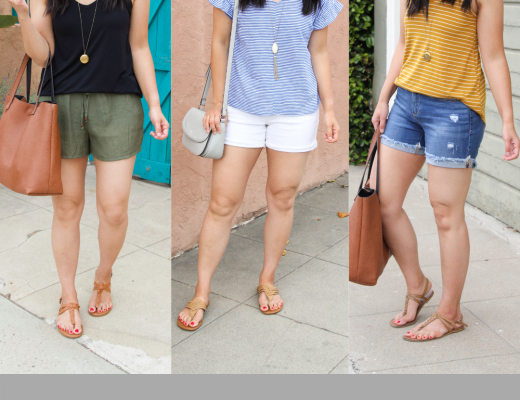 3 Must-Have Summer Shorts