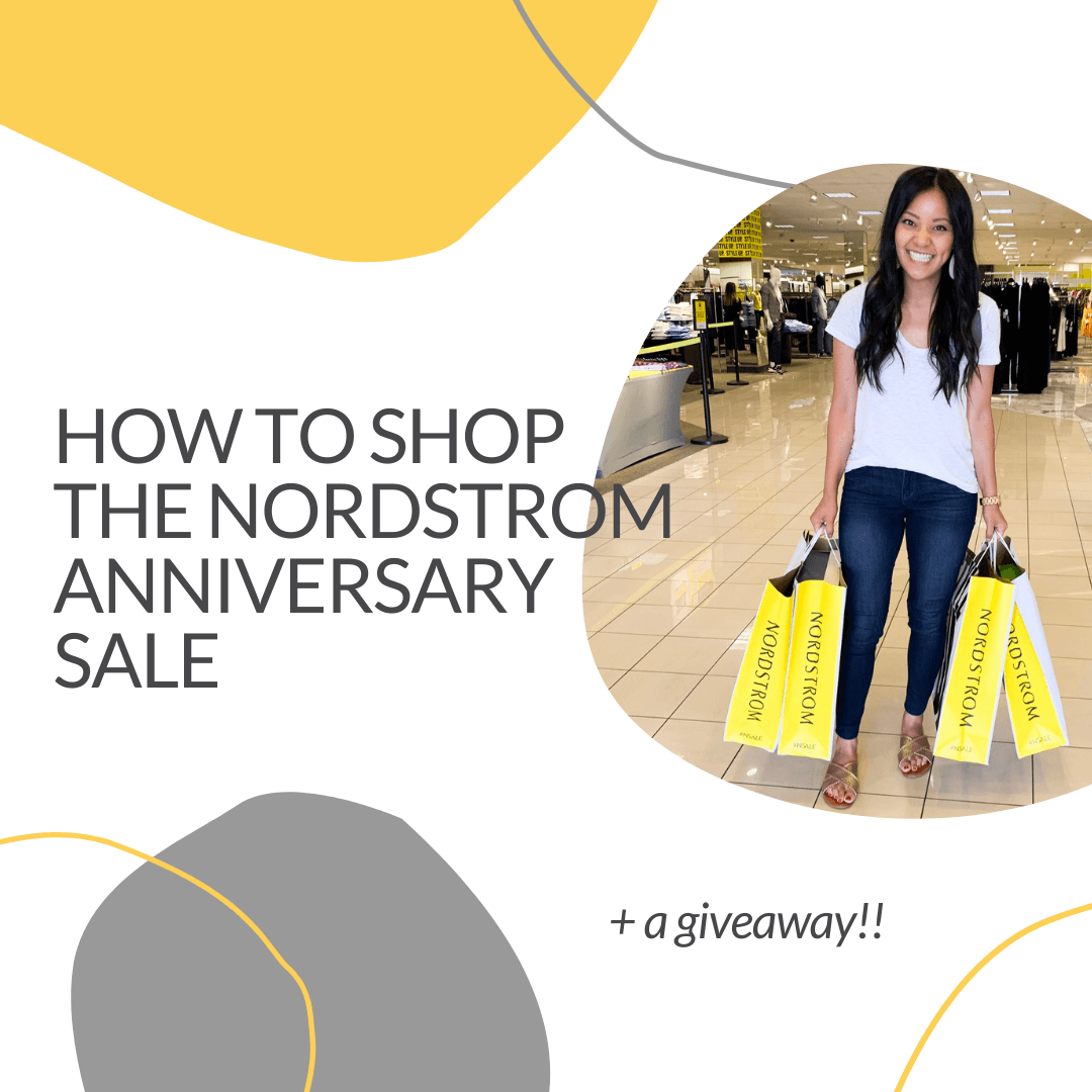 How to Shop the Nordstrom Anniversary Sale 2021