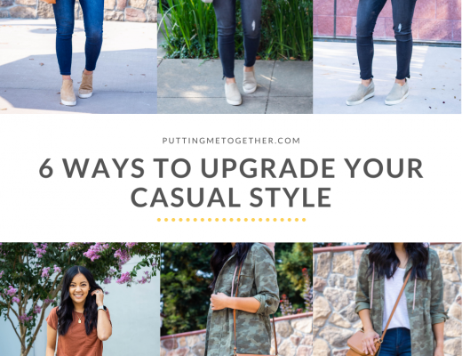 6 tips on how to look nice in casual clothes
