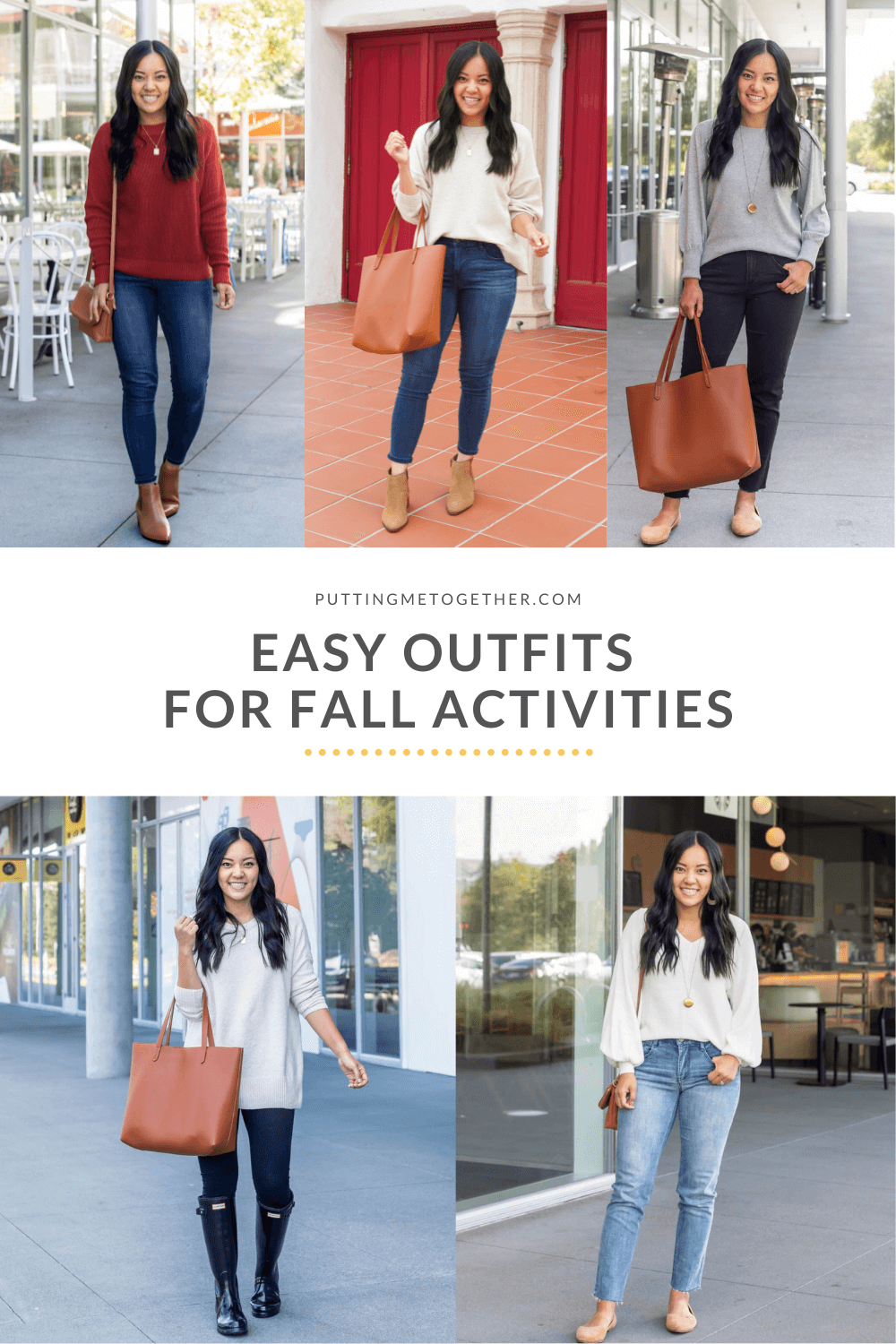 5 Stylish Sweaters for Fall Activities