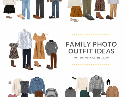 What to Wear for Family Photos 2021